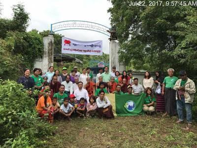 Myanmar-post-cemetery-group-photo