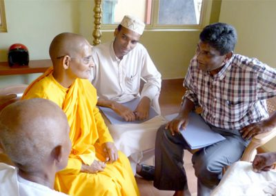 Sri Lanka: Post-War Community Reconciliation