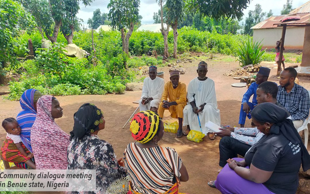 How communities in Nigeria are building peace